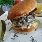 """Phillipp Cheeseburger"" - Kirby´s - Graz"