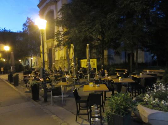 Leopold Essen Trinken Wien Fotos Restauranttesterat