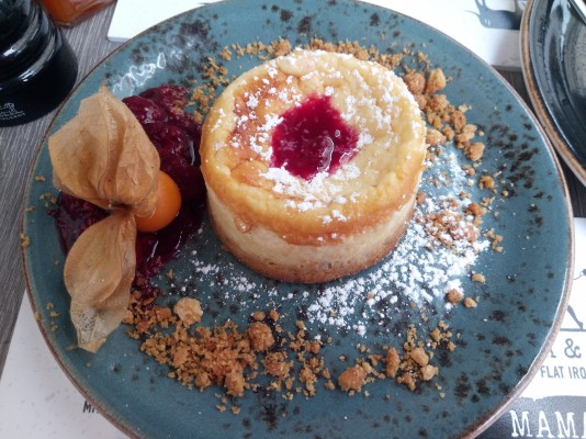 New York Cheese Cake - Mama & Der Bulle - Wien