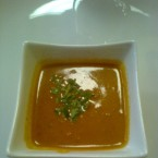 Tomatencreme Suppe mal anders - leicht scharf - Ceylon Curry - Traiskirchen