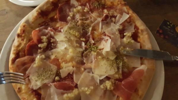 VAPIANO WIEN MITTE - Wien - Szenelokal - Italienisch Pizza ...