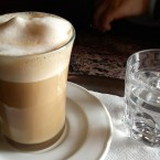 Cafe Latte - Cafe Bellaria - Wien