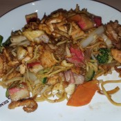 Fried Seafood Noodles