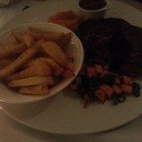 Rib Eye Steak - ella's - Wien
