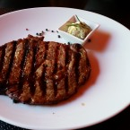 Rib Eye Steak 300 Gramm - Steakhouse - Linz