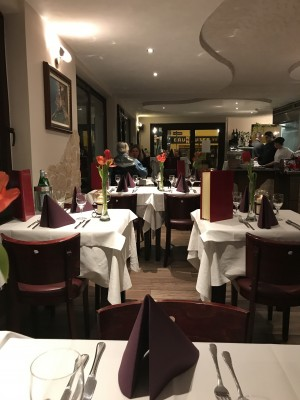 Sehr hübsches Lokal - Osteria Dal Toscano - Wien