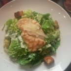 Chicken Cesars Salad - Hard Rock Cafe - Wien
