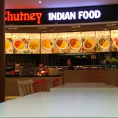 Chutney indian food - Wien
