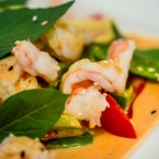 Thai red curry Garnelen - Temaya - Wien