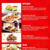 TGI Fridays - Flyer Nr. 02 - TGI Friday's - Wien