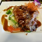 Crispy Duck in Teriyaki Sauce - Wok City - Graz