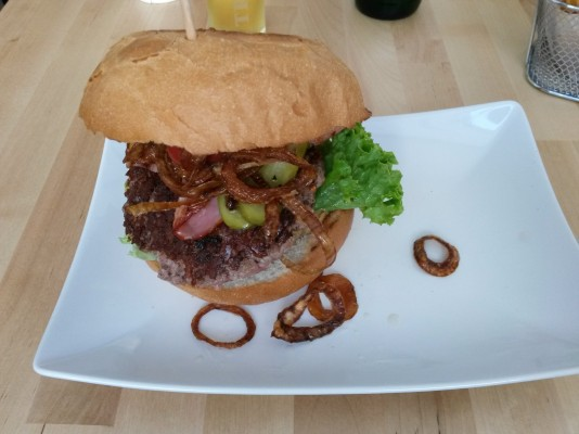 Champ Burger - Burger Factory - Graz