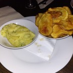 Crisps and creamy mash - O'Connors Old Oak - Wien