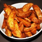 Potato Wedges - Promenade - Graz
