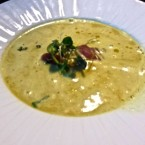 Thai Curry Suppe - El Gaucho - Wien