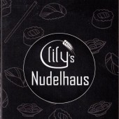 Lily's Nudelhaus - Speisekarte Seite 1 - Lily's Nudelhaus - Wien