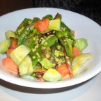 Avocado-Papaya-Salat - Joma - Wien