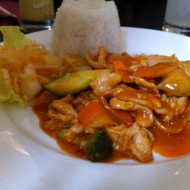 Thai Style Chicken - Chinarestaurant No. 27 - Wien