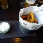 Onion Rings - Santos Mexican Grill & Bar Wieden - Wien