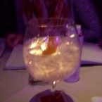 Beefeater 24 Tonic - Albertina Passage - Dinner Club - Wien