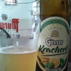 Gold Rock - Gösser Kracherl Alkoholfrei (EUR 3,20) - Gold Rock - Wien