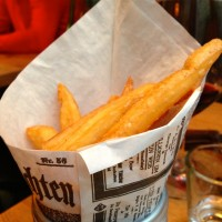 French Fries - HUTH Grillhouse da max - Wien