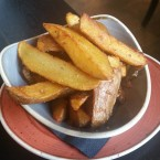 Potato Wedges - Santos Mexican Grill & Bar Wieden - Wien