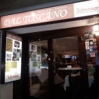 Eingang - Osteria Dal Toscano - Wien