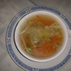Wan Tan Suppe - China-Restaurant Hui-Feng - Wien