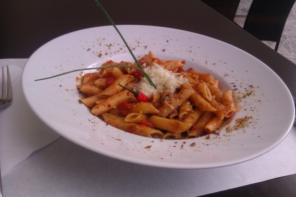 Penne all'arrabbiata - Princs - Klagenfurt am Wörthersee
