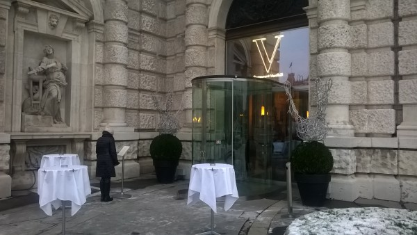 Vestibül Wien Fotos Restauranttesterat