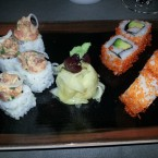 Spicy Tuna and California Rolls - Do & Co Stephansplatz - Wien