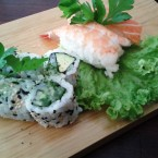 Gold Rock - Mini-Maki-Sushi-Set (EUR 4,90) - Gold Rock - Wien