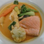 Thai-Curry mit Fischfilets