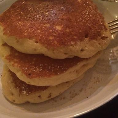 Pancakes 7,90 - The Brickmakers - Wien