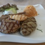 Rafaelas Grill Mix - Restaurant Santorini - Stockerau