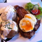 T-Bone Steak - STEAK HOUSE - Parndorf