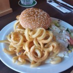 Chicken Burger - Hooters Oberwart - Oberwart